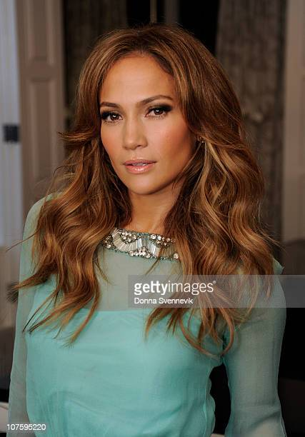 SPECIAL Jennifer Lopez is interviewed by Barbara Walters for her MOST FASCINATING PEOPLE special airing 12/9/2010 on the ABC Television Network