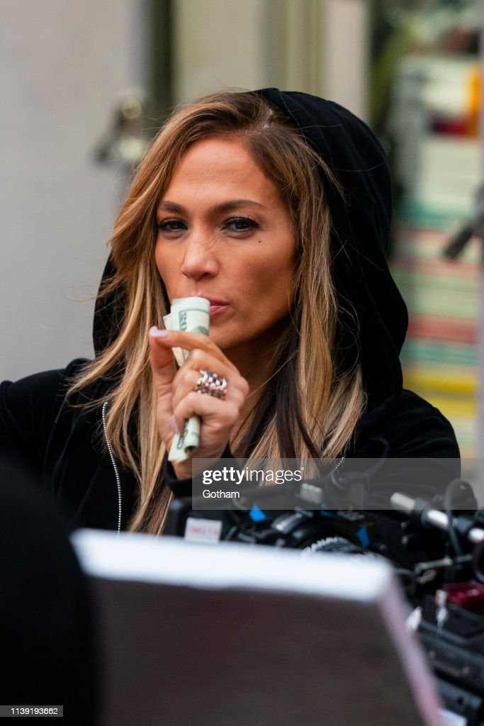 Celebrity Sightings In New York City - March 29, 2019 : News Photo