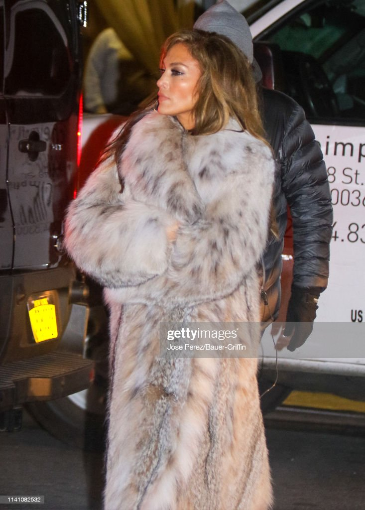 Celebrity Sightings In New York - May 03, 2019 : News Photo