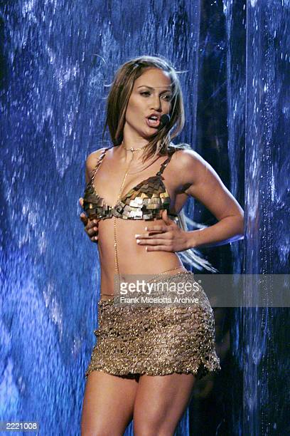 Jennifer Lopez performing on the 1999 Billboard Music Awards at the MGM Grand Garden Arena in Las Vegas 12/8/1999 Photo Frank Micelotta/ImageDirect