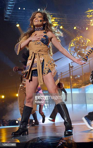 Jennifer Lopez performs during Jennifer Lopez in Concert airs Tuesday November 20th on NBC at 8/7pm This is her first concert and network special...