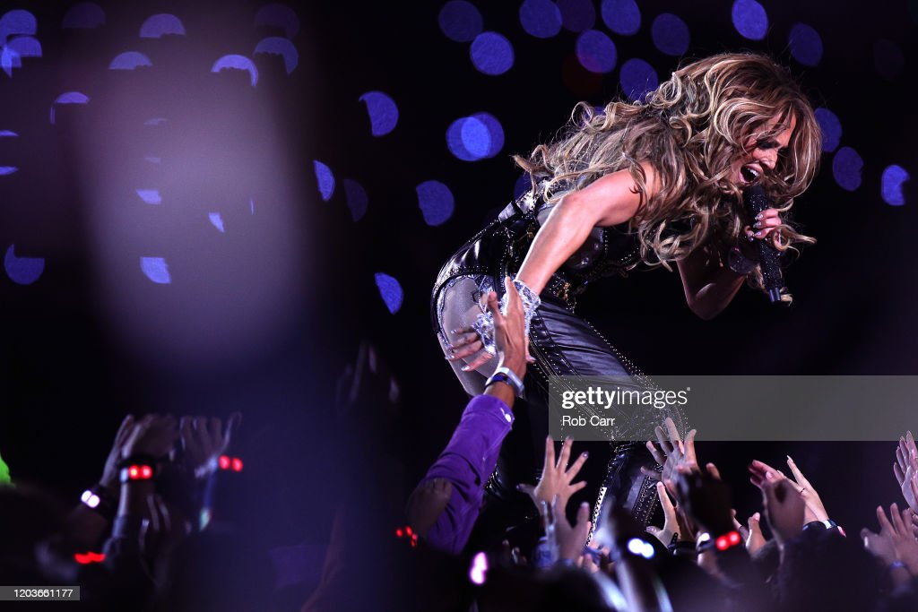 Pepsi Super Bowl LIV Halftime Show : News Photo