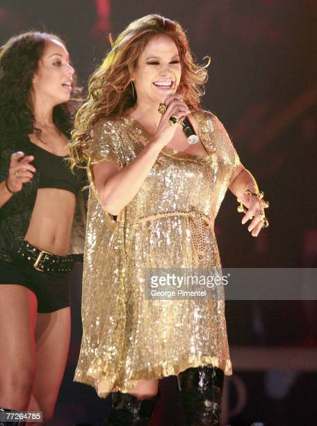 Jennifer Lopez performs in Concert at the Air Canada Centre on Oct 10 in Toronto, ON
