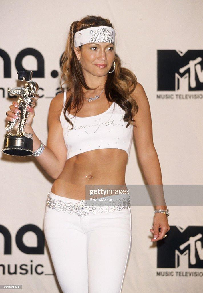 The 2000 MTV Video Music Awards : News Photo