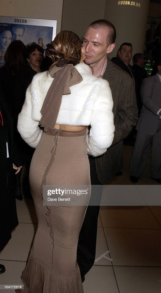 Jennifer Lopez & Ralph Fiennes, 'Maid In Manhattan'Premiere, The Odeon Leicester Square London
