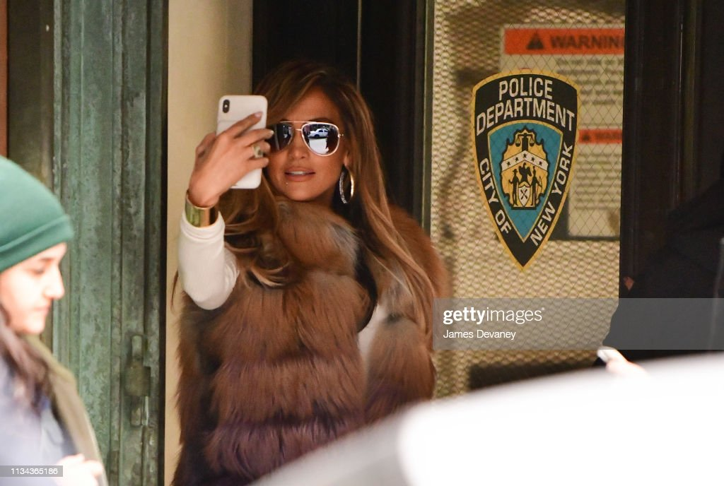 Celebrity Sightings in New York City - April 1, 2019 : News Photo