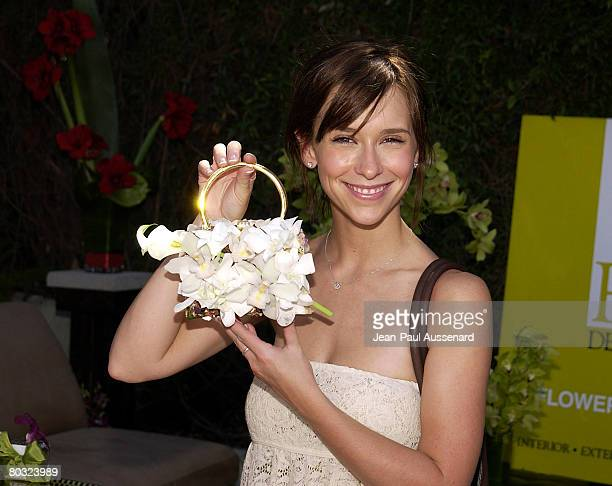 Jennifer Love Hewitt at RJ Design Photo by JeanPaul Aussenard/WireImage for Silver Spoon