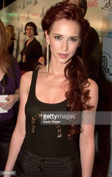 Jennifer Love Hewitt at the premiere for 'Heartbreakers' at the El Capitan Theater in Los Angeles Ca 3/19/01 Photo by Kevin Winter/Getty Images