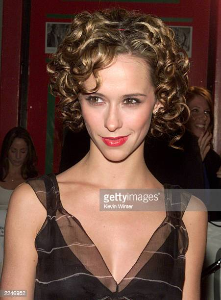 Jennifer Love Hewitt at the premiere of 'Little Nicky' at the Chinese Theater in Los Angeles Ca 11/2/00 Photo by Kevin Winter/ImageDirect