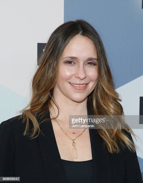 Jennifer Love Hewitt attends 2018 Fox Network Upfront at Wollman Rink Central Park on May 14 2018 in New York City
