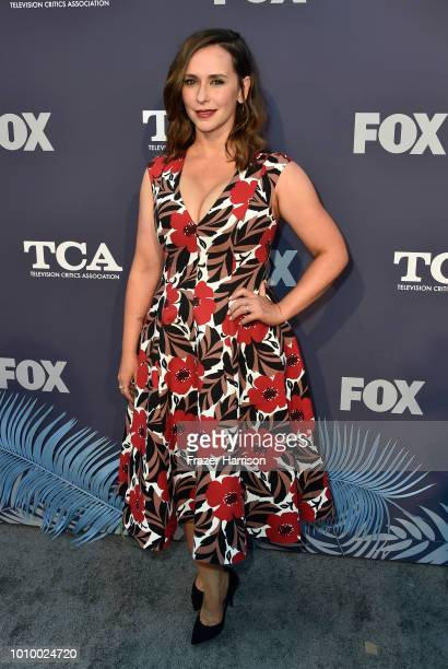 Jennifer Love Hewitt attends FOX Summer TCA 2018 All-Star Party at Soho House on August 2, 2018 in West Hollywood, California.