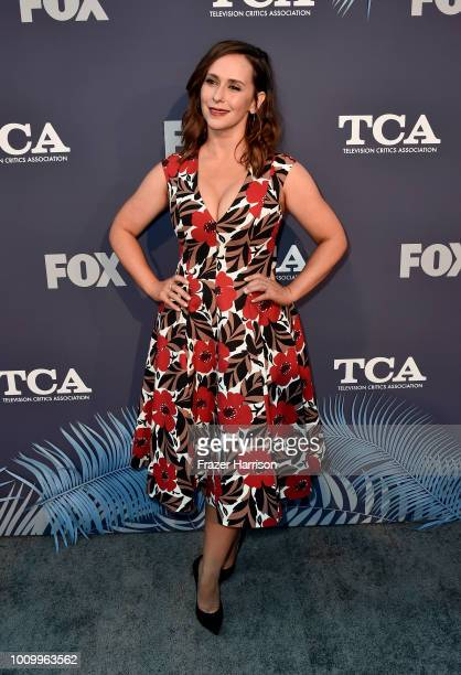 Jennifer Love Hewitt attends the FOX Summer TCA 2018 AllStar Party at Soho House on August 2 2018 in West Hollywood California