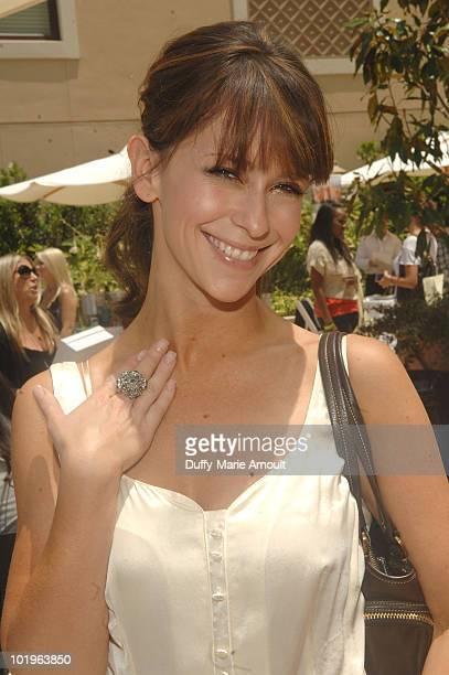 Jennifer Love Hewitt attends the Kari Feinstein MTV Movie Awards Style Lounge held at Montage Beverly Hills on June 3 2010 in Beverly Hills California