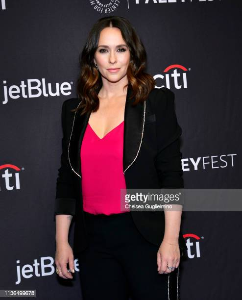 Jennifer Love Hewitt attends the Paley Center For Media's 2019 PaleyFest LA 911 at Dolby Theatre on March 17 2019 in Hollywood California