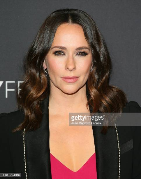 """Jennifer Love Hewitt attends the Paley Center For Media's 2019 PaleyFest LA - """"9-1-1"""" held at the Dolby Theater on March 17, 2019 in Los Angeles,..."""
