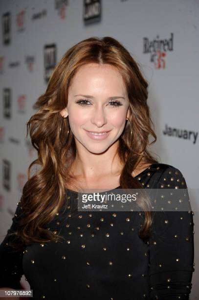 """Jennifer Love Hewitt attends TV Land's """"Hot In Cleveland"""" And """"Retired At 35"""" Premiere Party at Sunset Tower on January 10, 2011 in West Hollywood,..."""