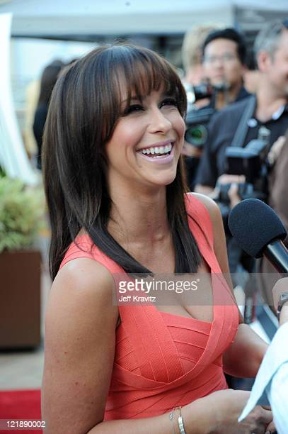 Jennifer Love Hewitt attendsthe Los Angeles premiere Of Cafe at Laemmle Sunset 5 Theatre on August 18 2011 in West Hollywood California