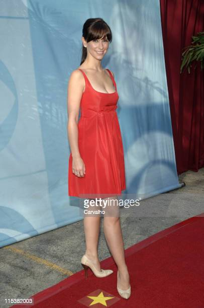 Jennifer Love Hewitt during 2005/2006 CBS Prime Time UpFront at Tavern on the Green Central Park in New York City New York United States