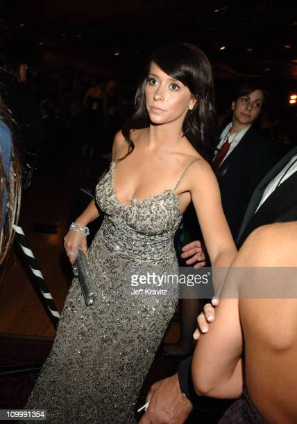 Jennifer Love Hewitt during 58th Annual Primetime Emmy Awards - Backstage at The Shrine Auditorium in Los Angeles, California, United States.