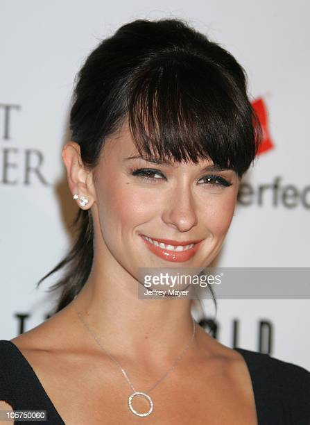 Jennifer Love Hewitt during CBS Hosts a Premiere Screening for Ghost Whisperer and Threshold at Hollywood Forever Cemetery in Hollywood California...
