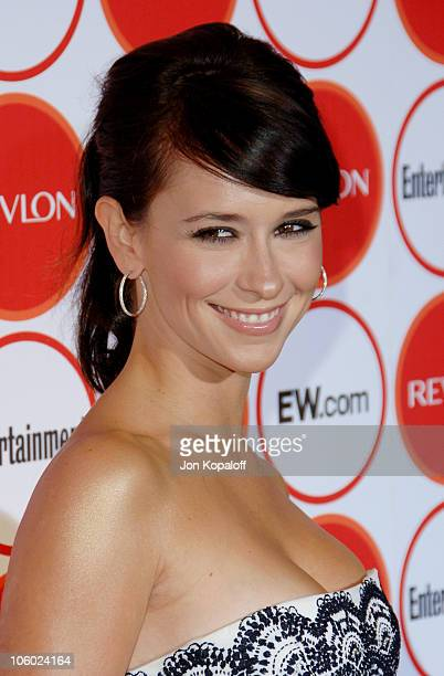 Jennifer Love Hewitt during Entertainment Weekly's 4th Annual PreEmmy Party at Republic in West Hollywood California United States