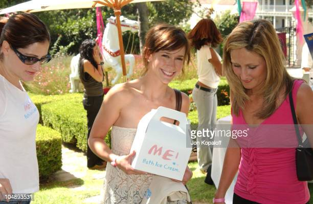 Jennifer Love Hewitt during The Silver Spoon Beauty Buffet Sponsored By Allure at Private Residence in Hollywood California United States