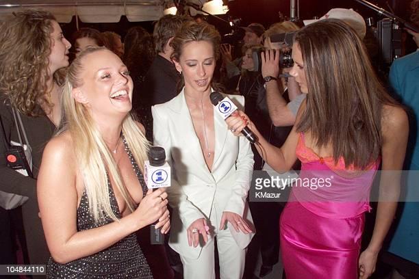 Jennifer Love Hewitt Emma Bunton Victoria Beckham