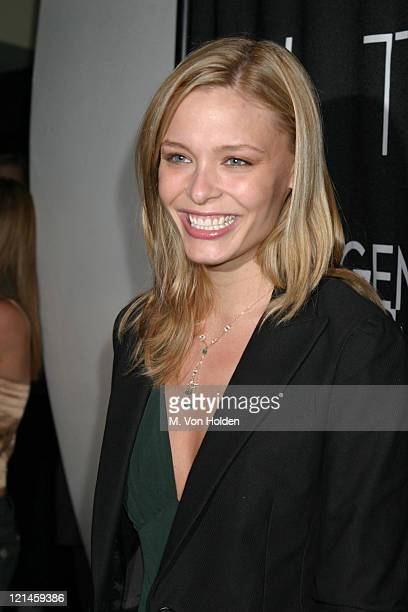 Jennifer M during viewing party for The Apprentice 2 The Fashion Episode at Pressure in New York New York United States