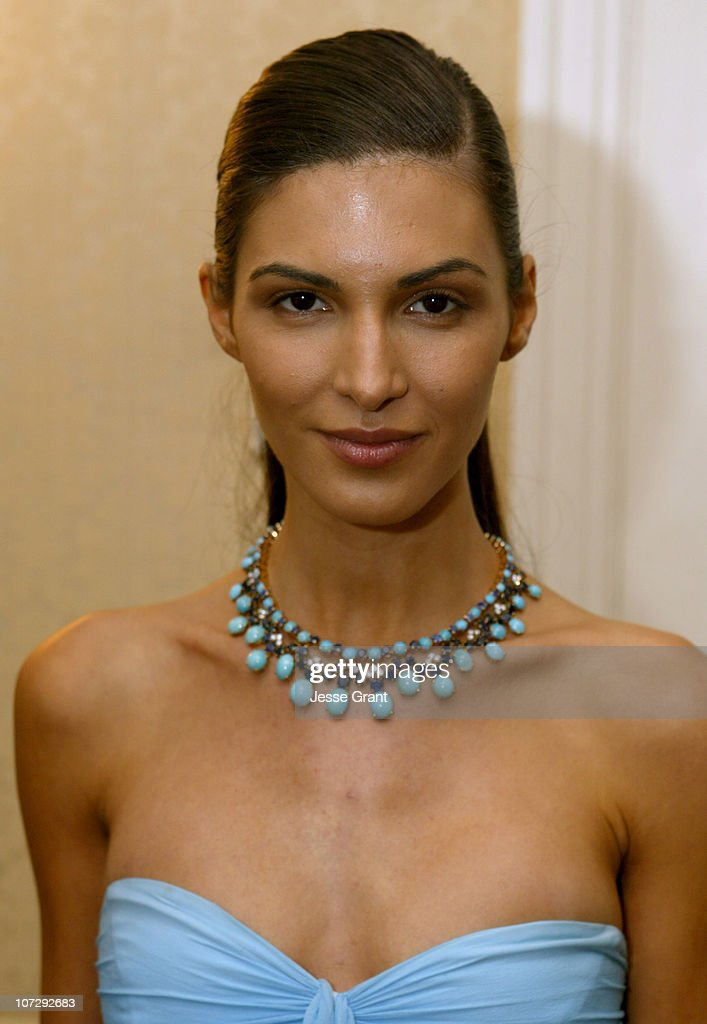 Jennifer Machado models Jewelry from the Doris Duke Collection of Magnificent Jewels