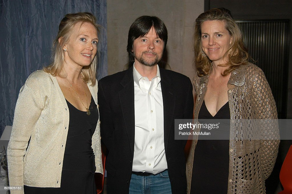 Jennifer Maguire Isham Ken Burns And Clara Bingham Attend Vanity