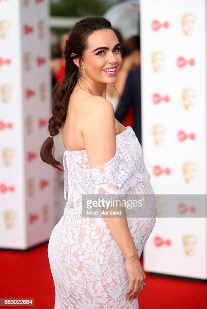 Jennifer Metcalfe attends the Virgin TV BAFTA Television Awards at The Royal Festival Hall on May 14 2017 in London England