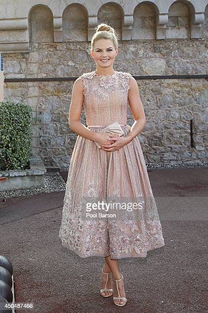 Jennifer Morisson attends a Cocktail Reception at Monaco Palace on June 9 2014 in MonteCarlo Monaco