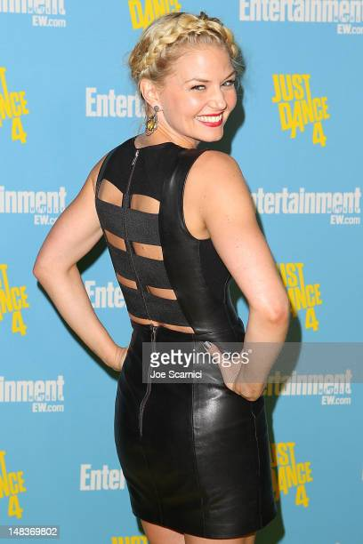 Jennifer Morrison arrives at Entertainment Weekly's ComicCon Celebration at Float at Hard Rock Hotel San Diego on July 14 2012 in San Diego California