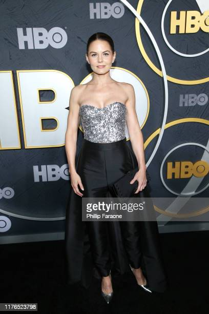 Jennifer Morrison attends HBO's Post Emmy Awards Reception on September 22, 2019 in Los Angeles, California.