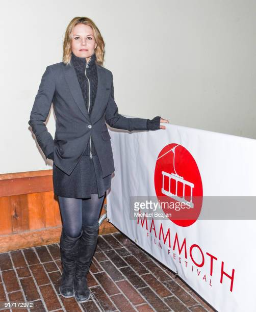 Jennifer Morrison attends Sun of Dogs movie premiere at Inaugural Mammoth Film Festival Day 4 on February 11 2018 in Mammoth Lakes California