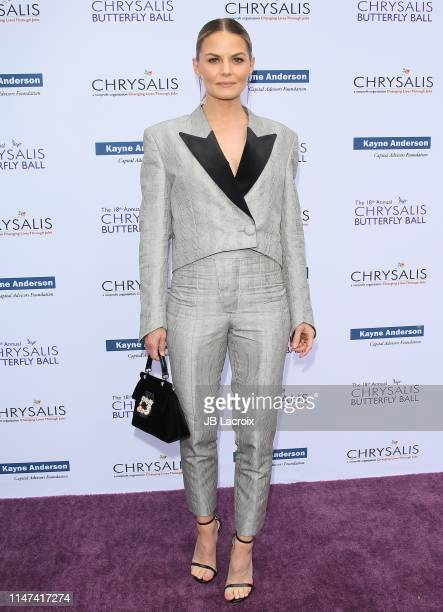 Jennifer Morrison attends the 18th annual Chrysalis Butterfly Ball on June 01 2019 in Brentwood California