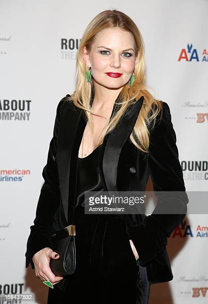 Jennifer Morrison attends the after party to 'Picnic' Broadway Opening Night at American Airlines Theatre on January 13 2013 in New York City
