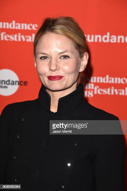 Jennifer Morrison attends the 'Assassination Nation' Premiere during the 2018 Sundance Film Festival at Park City Library on January 21 2018 in Park...