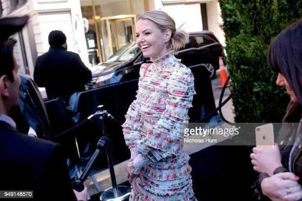 Jennifer Morrison attends the CHANEL Tribeca Film Festival Women's Filmmaker Luncheon at Odeon on April 20 2018 in New York City