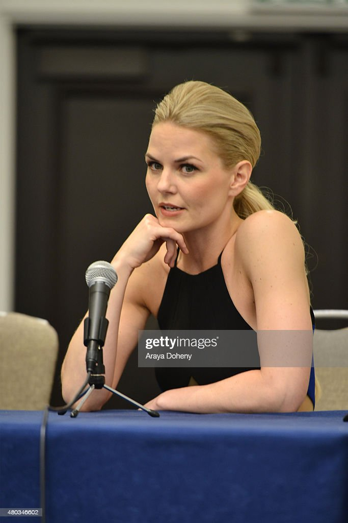 Jennifer Morrison attends the Comic-Con International 2015 - 'To Dust Return' Panel at the Manchester Grand Hyatt on July 10, 2015 in San Diego, California.