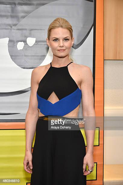 Jennifer Morrison attends the ComicCon International 2015 'To Dust Return' Panel at the Manchester Grand Hyatt on July 10 2015 in San Diego California
