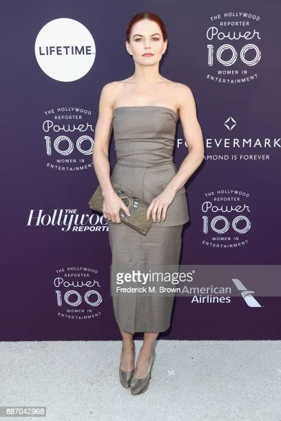 Jennifer Morrison attends The Hollywood Reporter's 2017 Women In Entertainment Breakfast at Milk Studios on December 6 2017 in Los Angeles California
