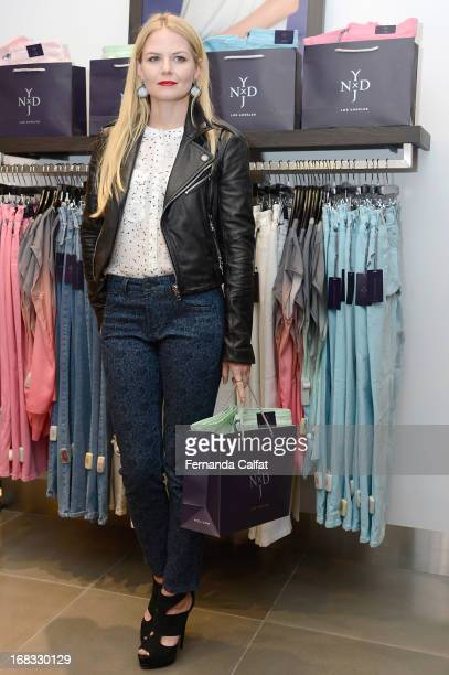 Jennifer Morrison attends the NYDJ Shop Opening Celebration at Bloomingdales at Bloomingdale's 59th Street Store on May 8 2013 in New York City