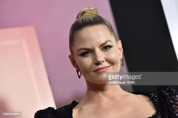 Jennifer Morrison attends the premiere of Neon and Refinery29's 'Assassination Nation' at ArcLight Hollywood on September 12 2018 in Hollywood...