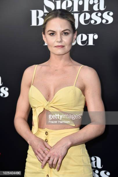 Jennifer Morrison attends the Premiere Of Netflix's Sierra Burgess Is A Loser at ArcLight Hollywood on August 30 2018 in Hollywood California