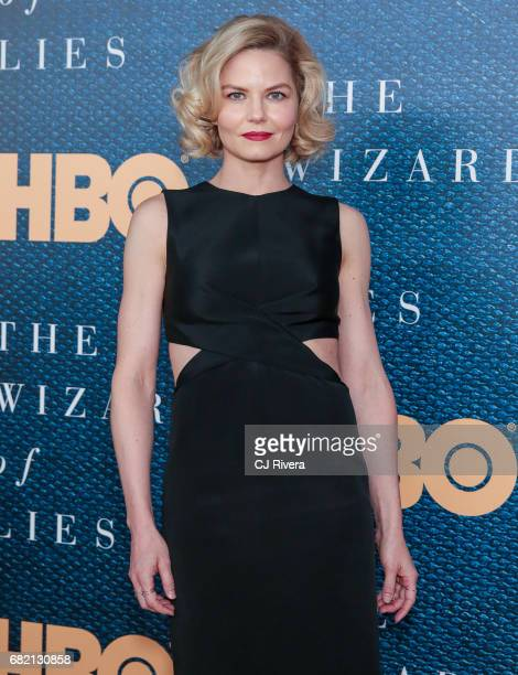 Jennifer Morrison attends 'The Wizard of Lies' New York Premiere at The Museum of Modern Art on May 11 2017 in New York City