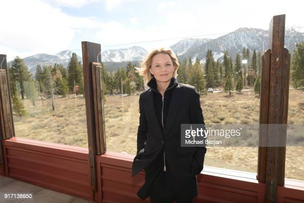 Jennifer Morrison attends Women In Film premiere at Inaugural Mammoth Film Festival Day 4 on February 11 2018 in Mammoth Lakes California