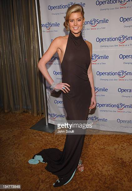 Jennifer Murphy during Operation Smiles 5th Annual Los Angeles Gala at Regent beverly Wilshire in Los Angeles, California, United States.