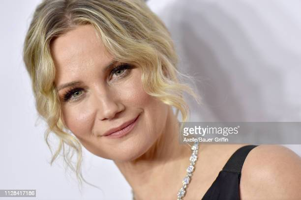 Jennifer Nettles attends MusiCares Person of the Year honoring Dolly Parton at Los Angeles Convention Center on February 08 2019 in Los Angeles...