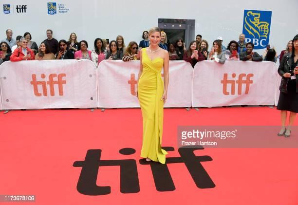 "Jennifer Nettles attends the ""Harriet"" premiere during the 2019 Toronto International Film Festival at Roy Thomson Hall on September 10, 2019 in..."